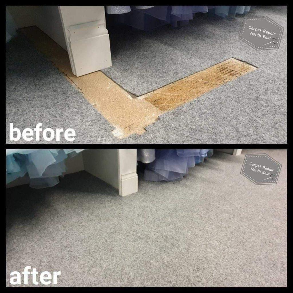 carpet repair stockton